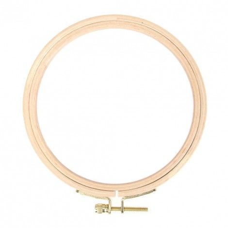 Wooden Frame Hoop Ring - Cross Stitch Accessories