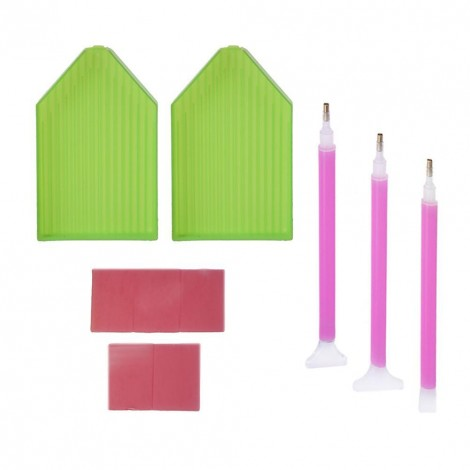 Tool Tray Pen Mud Sewing Accessories
