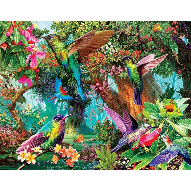 Bird Forest of - Ful...