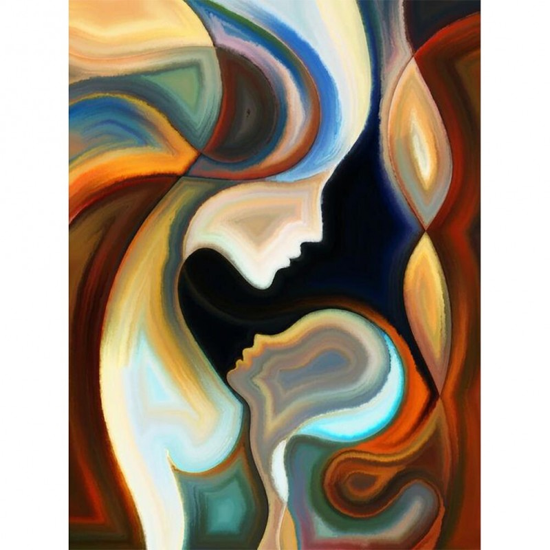 Abstract Woman - Ful...