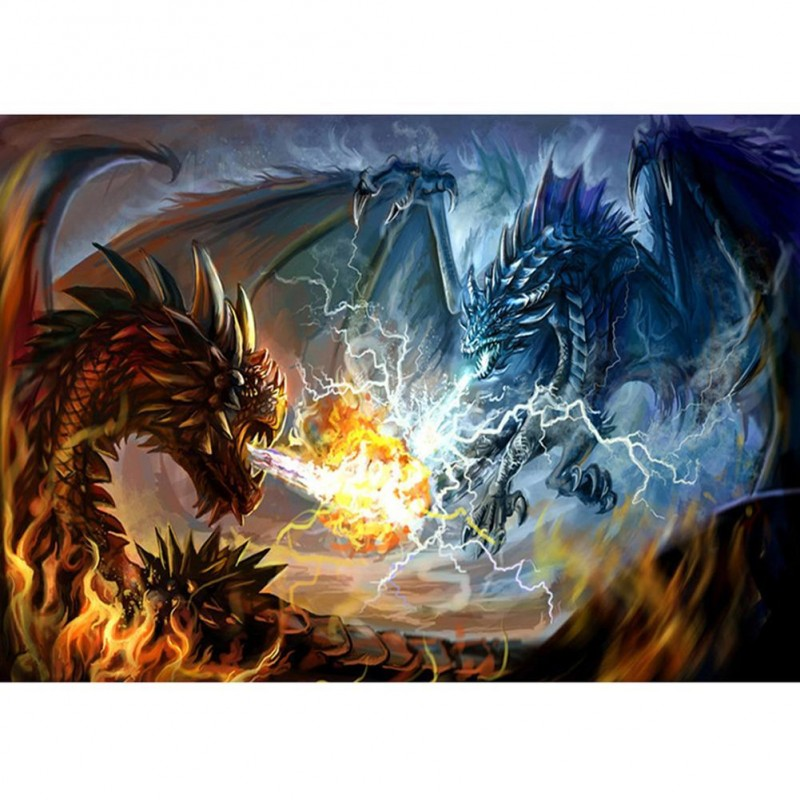 2 Dragons Duel - Ful...