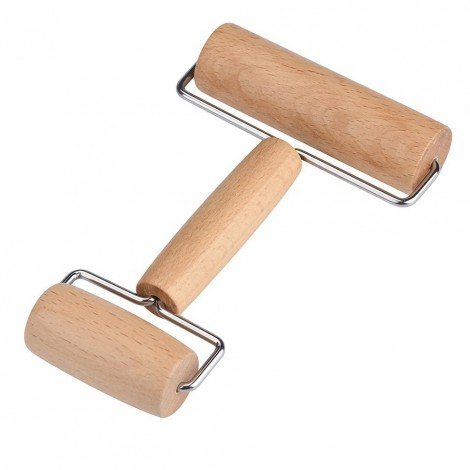 Wooden Roller for Art Tools