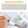 Tool Round Point Net Ruler