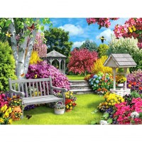 Colorful Garden - Full Ro...
